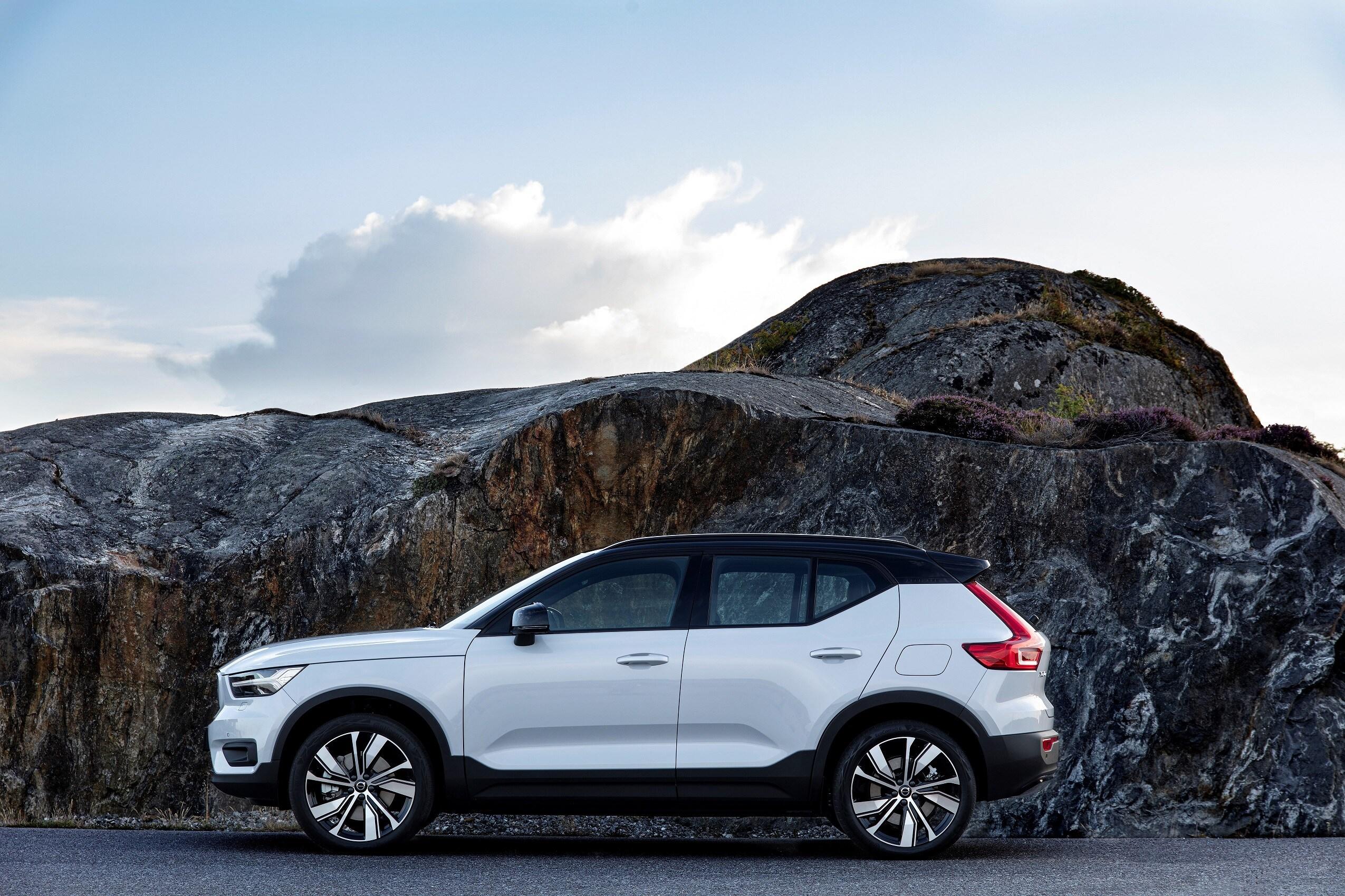 Найкращій початок року у історії Volvo