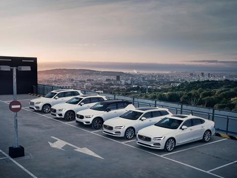 Компанія Volvo Cars встановила новий рекорд обсягу глобальних продажів у 2018 році