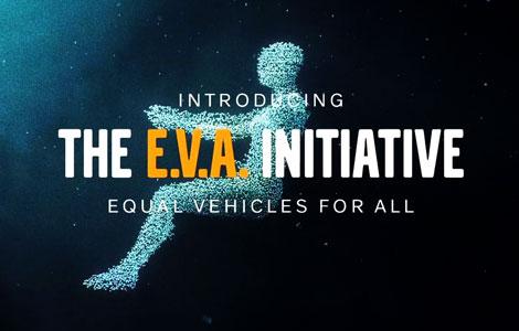 Глобальна ініціатива E.V.A. Volvo в рамках глобальної ініціативи E.V.A. підвищує безпеку жінок в автомобілях