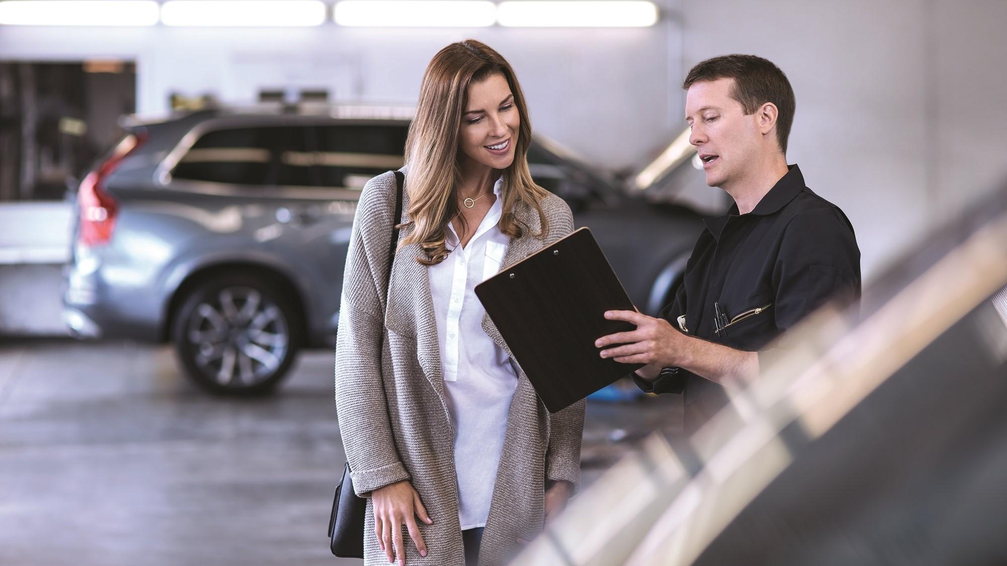 Нова програма лояльності для постгарантійних авто Volvo вже працює