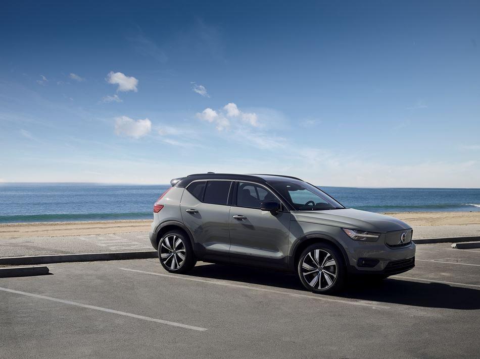 Volvo XC40 став кращим новим автомобілем 2021 року за версією американських експертів